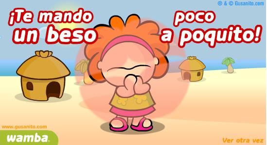 Imagenes De Te Mando Besos - O TE CALLAS O TE BESO Facebook
