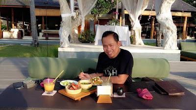 Villa Pantai Senggingi | Tempat Wisata di Lombok