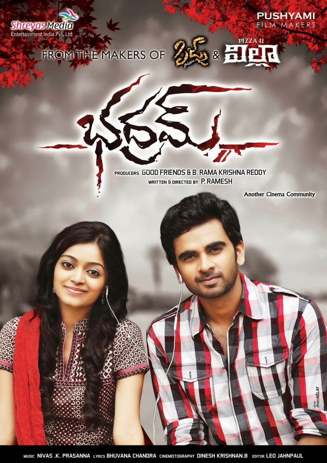 Bhadram (2014) – Telugu Movie Watch Online