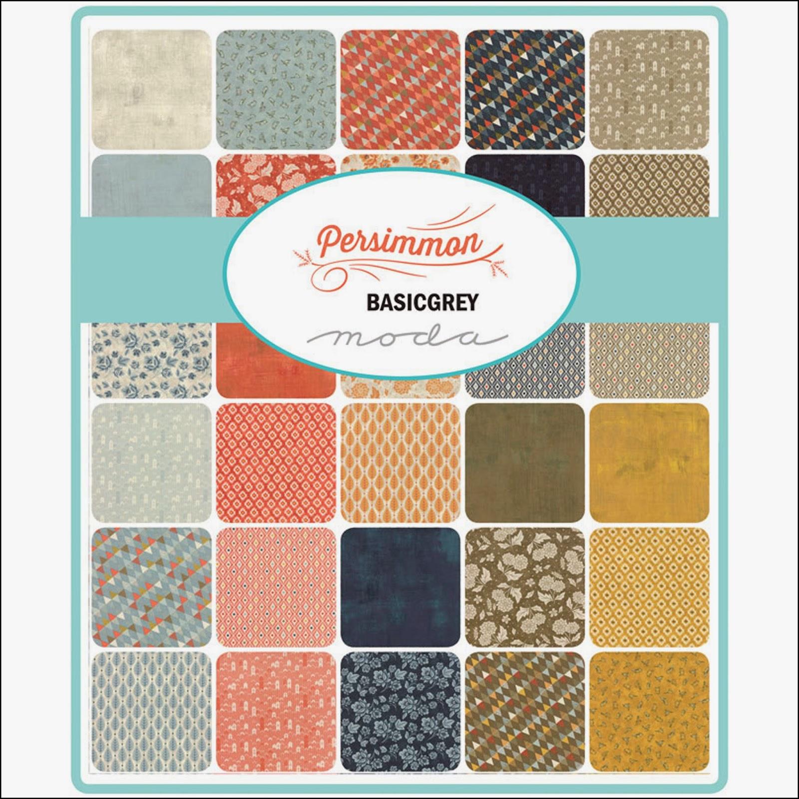 Moda PERSIMMON Quilt Fabric by Basic Grey for Moda Fabrics