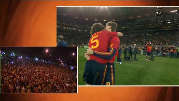 Previa y Final Copa del Mundo [España Vs Holanda] Sudafrica 2010 Descargar