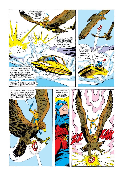 Captain America (1968) Issue #238 #153 - English 11