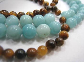 Semiprecious Stone Beads