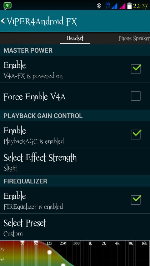 Install Viper4Android FX Untuk Memaksimalkan Suara Android
