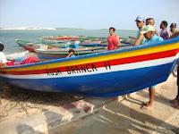 Embarcação desaparecida em Camocim é encontrada