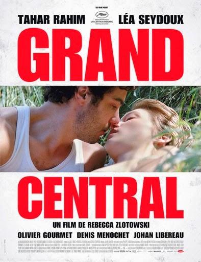 Ver Grand Central (2013) Online