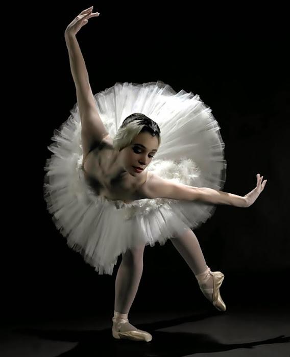 Silvina Perillo. Bailarina