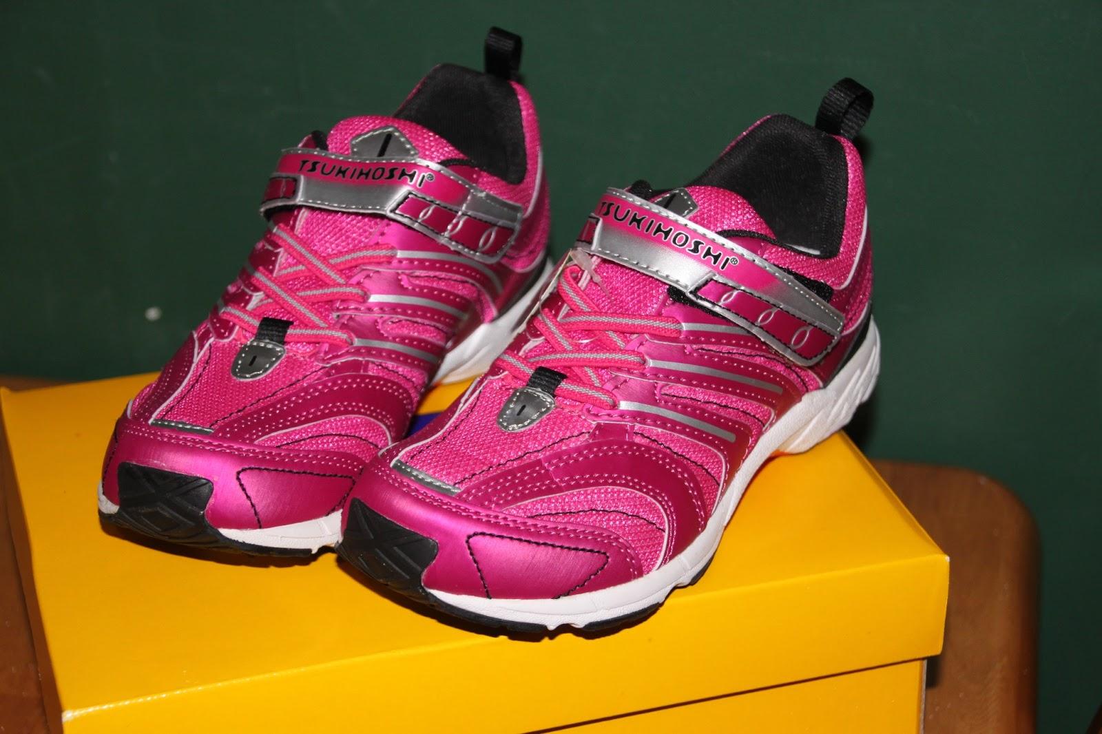 USA: Tsukihoshi Kids Speed Toddler/Black/Noir Shoes