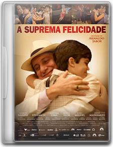 Capa A Suprema Felicidade   DVDRip   Nacional