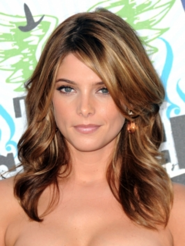 Coloring Your Own Hair Hair Color Ideas Red With Blonde Highlights