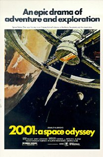 Original film poster for 2001: A Space Odyssey movieloversreviews.blogspot.com