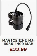 Magicshine MJ-6038 4400 MAh Standard Battery