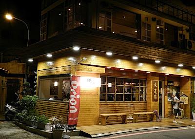 Jerry'S wanderings: 台南市-味道樂串燒;麥芽酒吧