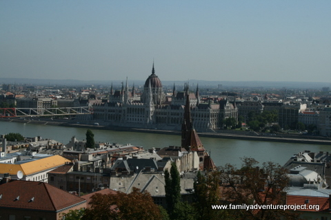 The Buda on the Hill, the Budapest Hilton