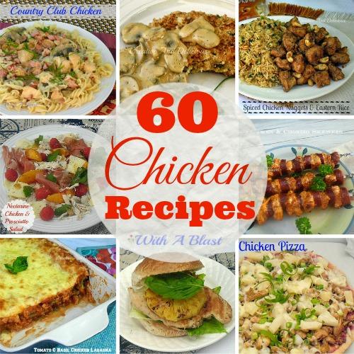 60 Chicken Recipes