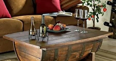 Tonel de vino reciclado muebles funcionales y ecoresponsables - Muebles funcionales ...