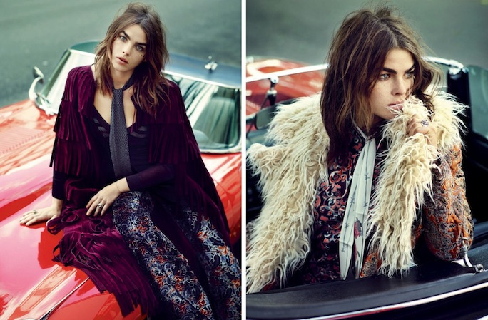 Elle UK-Editorial-Bambi Northwood