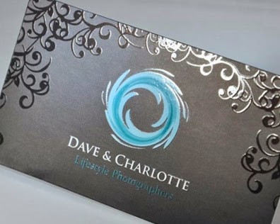 What to look for when selecting a luxury business card spot uv business cards reheart Images