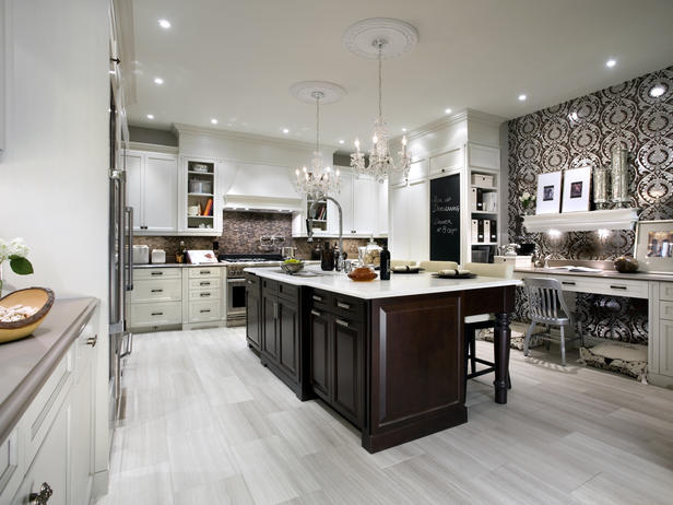 Modern furniture candice olson 39 s inviting kitchen design for Candice olson kitchen design ideas