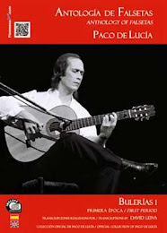 PARTITURAS GRATIS GUITARRA FLAMENCA
