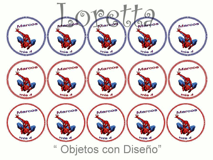 Loretta objetos con dise o decoraci n tem tica spiderman - Objetos decoracion diseno ...