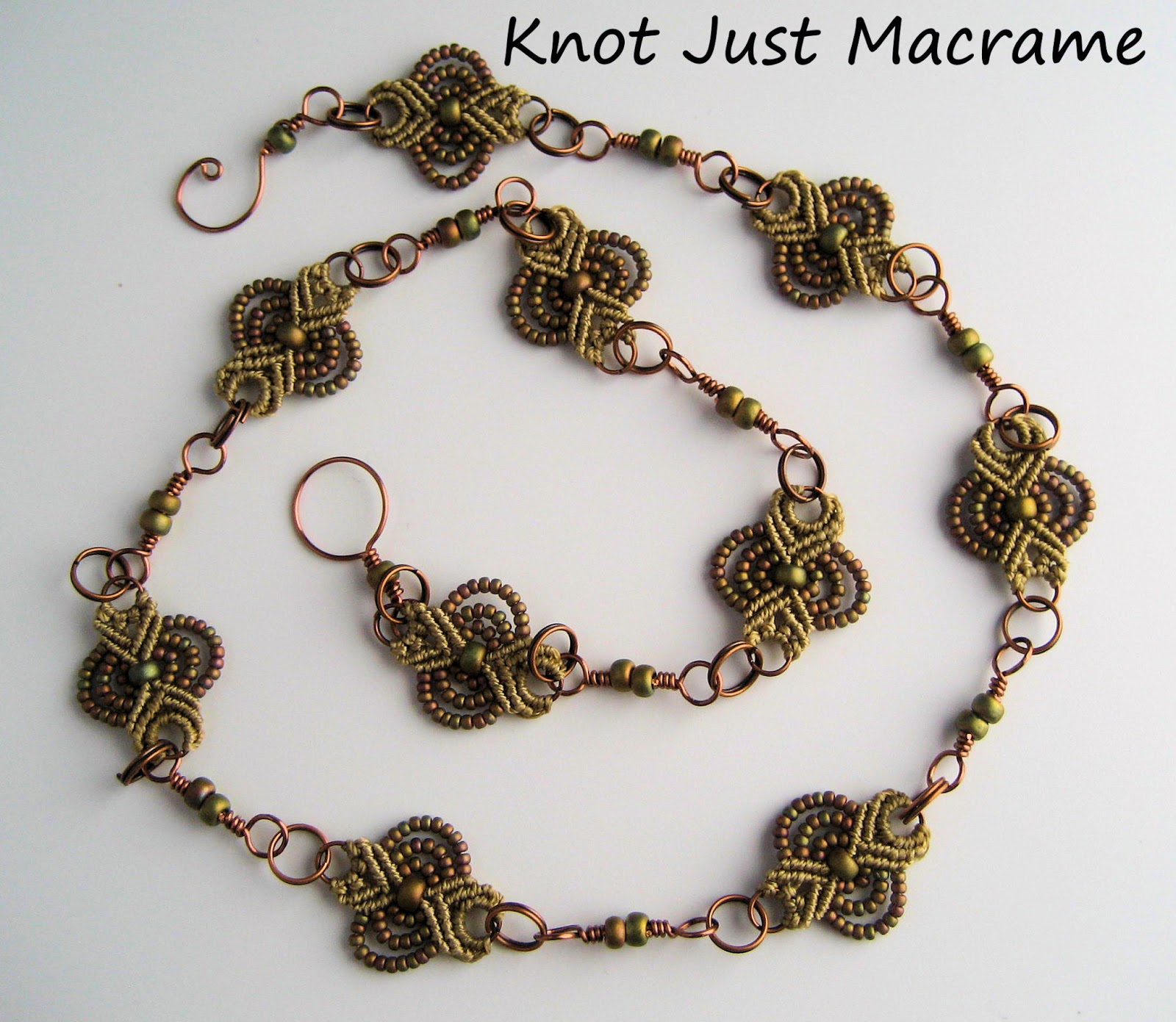 wire free crocheted instructions bead patterns pattern crochet necklace bracelet jewelry