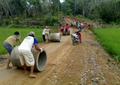 Proyek Jalan Punti Kalo Senilai Rp12,9 Milyar Segera Dikerjakan