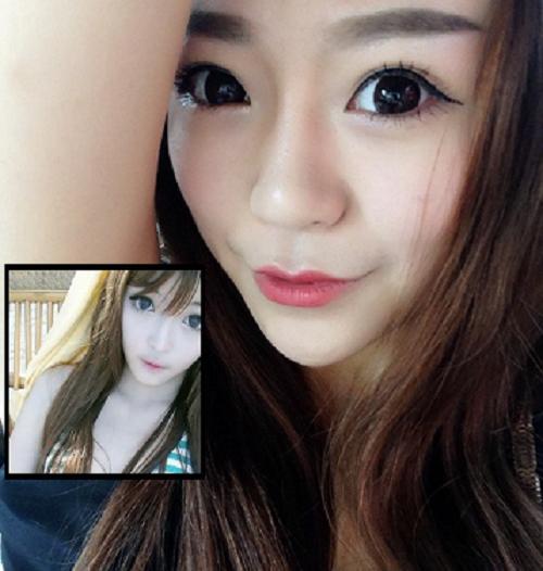 3 Foto Selfie 18 dan Pelik kini jadi kegilaan awek awek cantik di China yg telah jadi ikutan remaja perempuan
