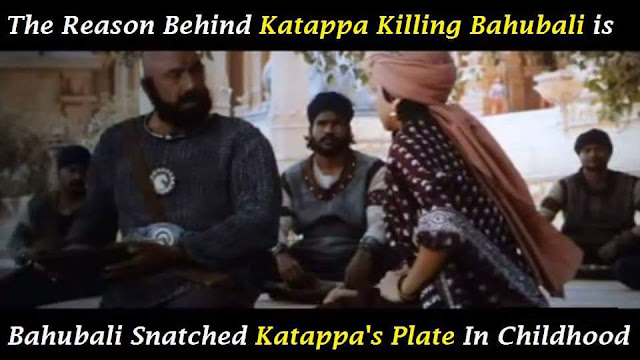 Why Did Kattappa Kill Bahubali? Hilarious Funny Memes