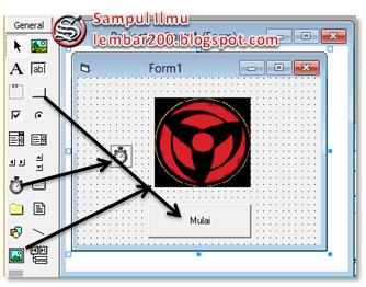 Cara Membuat Gambar Bergerak Di Visual Basic