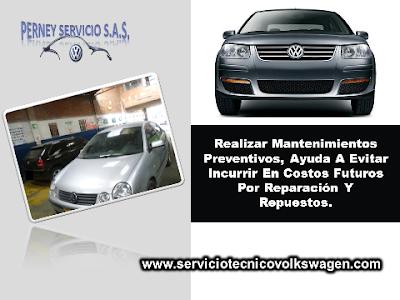 Taller Volkswagen Bogota - Perney Servicio