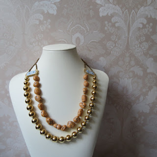 cleopatra necklace by atticphilosopher