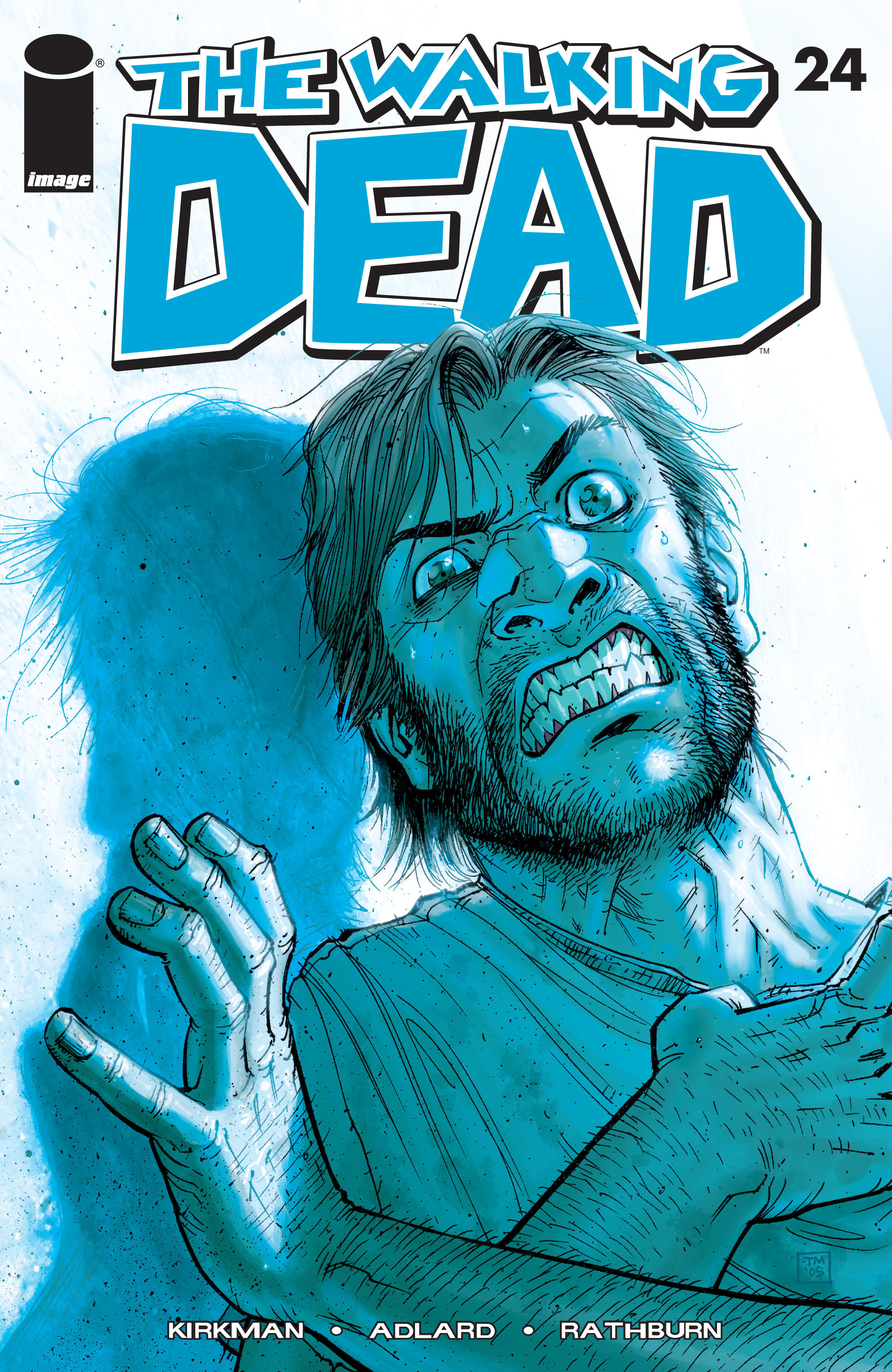 The Walking Dead 24 Page 1