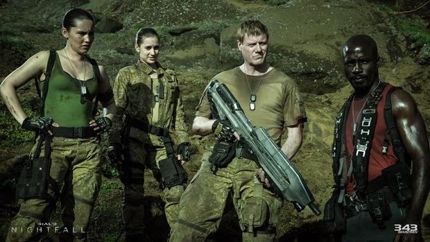 Download Halo: Nightfall Season 1 Full