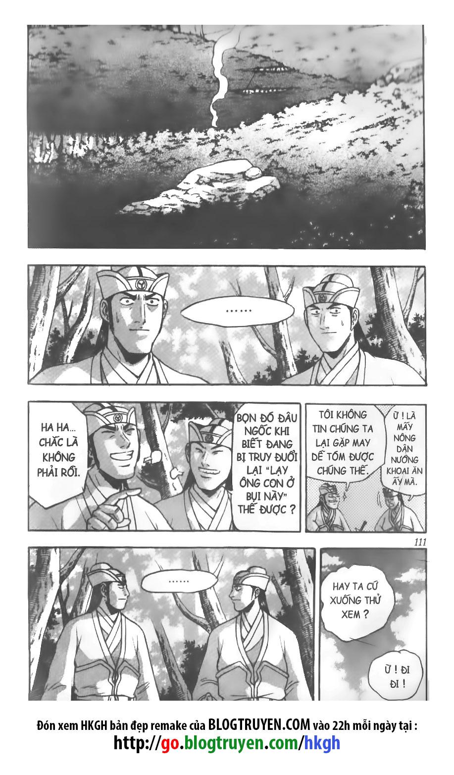 Hiệp Khách Giang Hồ chap 282 Trang 27 - Mangak.info