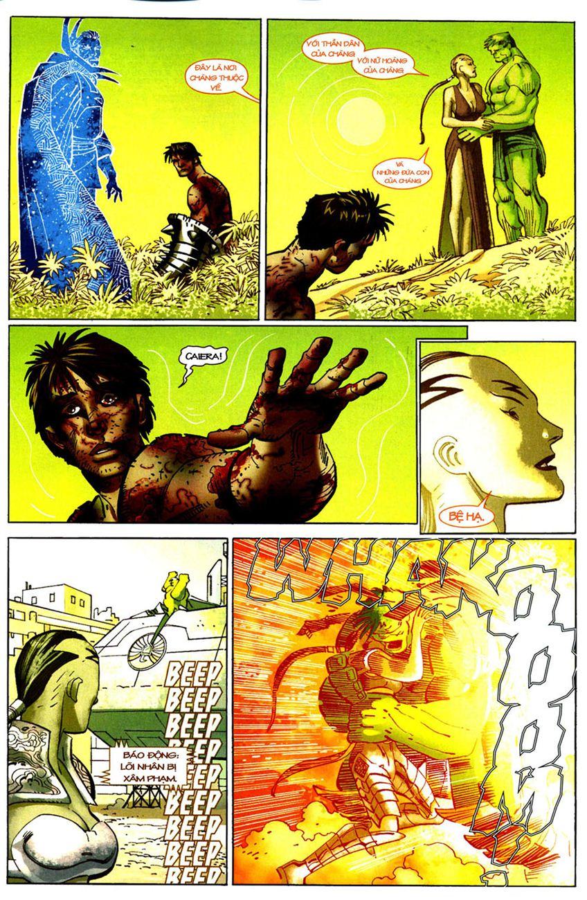 World War Hulk Chap 3 - Next Chap 4