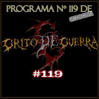 GRITO DE GUERRA - Programa N° 119 (2011)