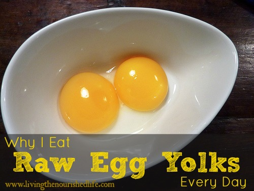 Why I Eat Raw Egg Yolks Every Day