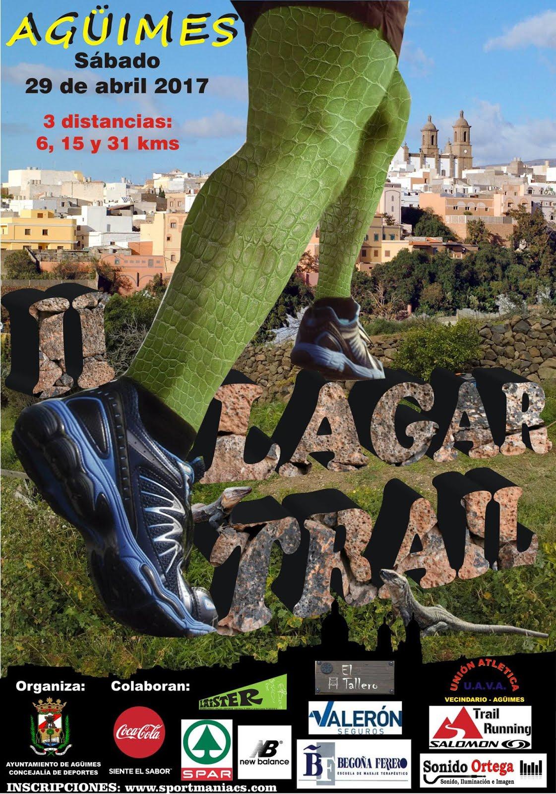 II Lagar Trail Agüimes 2017