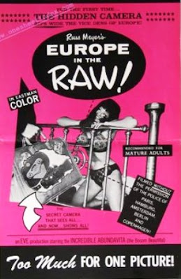 Europe in the Raw (Russ Meyer)( 1963)