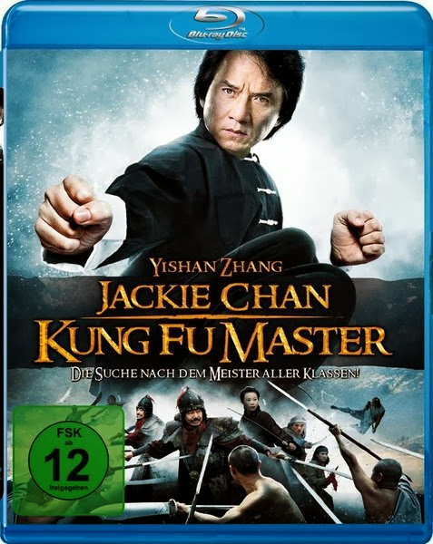 Jackie Chan Kung Fu Master 2009 Hindi Dubbed Dual Audio BRRip 720p