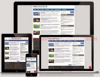 Template Blog Seo Responsive Terbaru Wajib Anda Pakai