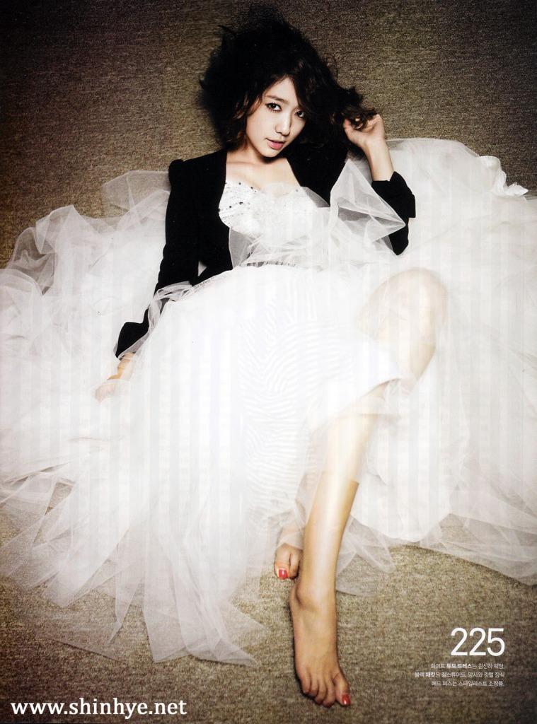 Park+Shinye NylonMagazine chasya1 Kumpulan Foto Cantik dan Profil Lengkap Park Shin Hye