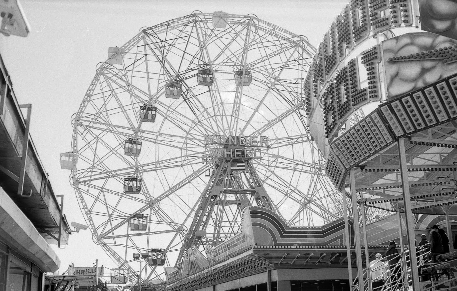 nyc fashion blog, nyc vintage blog, film photography nyc, coney island film photos
