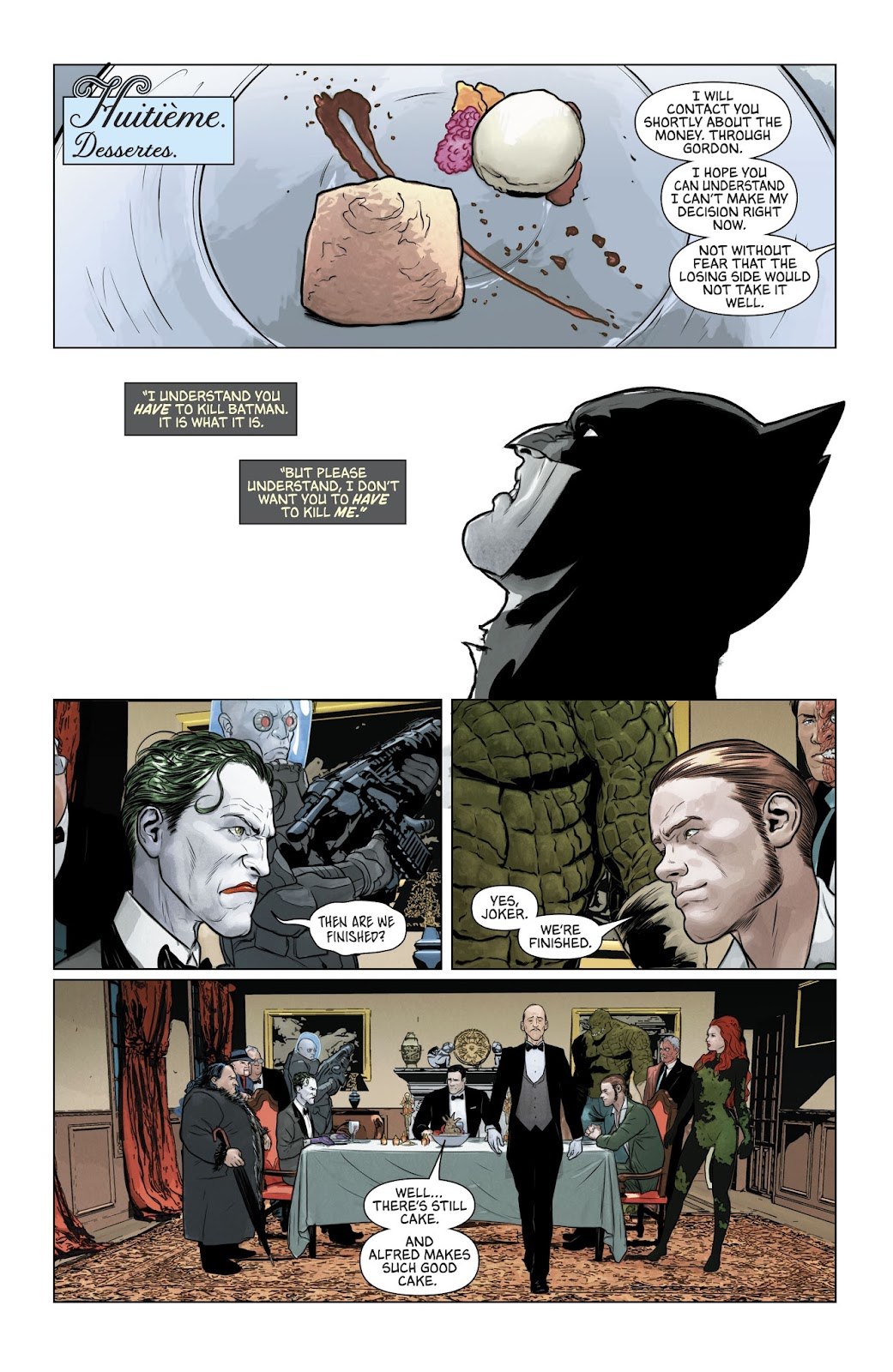 Read online Batman (2016) comic -  Issue #29 - 19