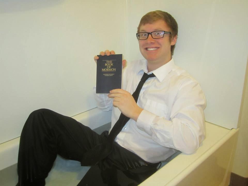 Elder Trevor Harrison