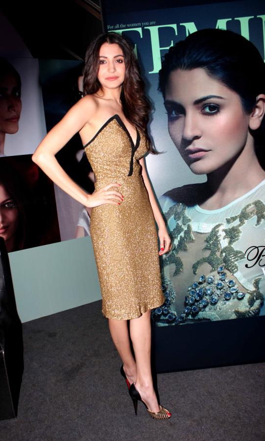 Aanushka Sharma Launch Femina New Issue
