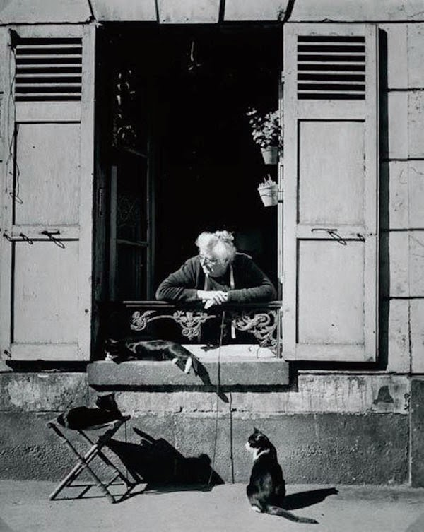 brassai chats paris