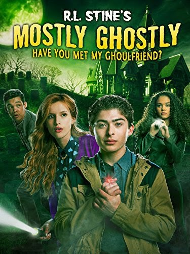 Ver Mostly Ghostly: Have You Met My Ghoulfriend (2014) Online