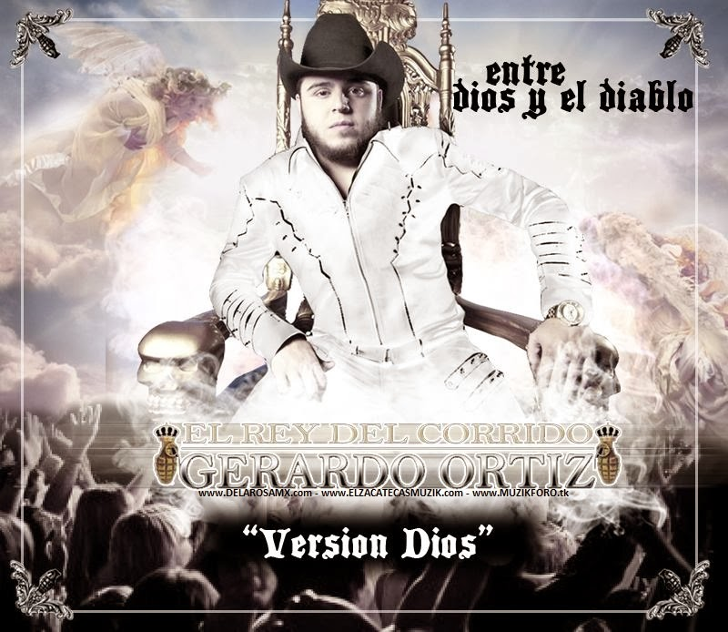 Gerardo Ortiz - De Parranda Video 2012 - YouTube